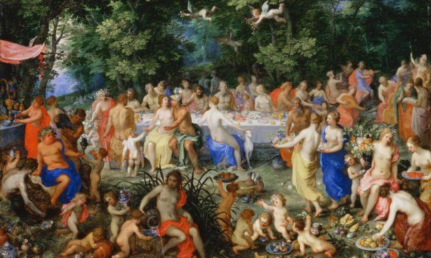 Festin orgiaque